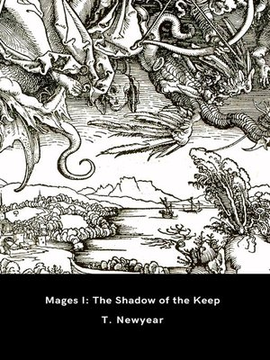 cover image of The Shadow of the Keep