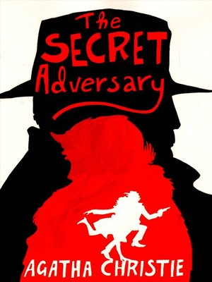 cover image of The Secret Adversary