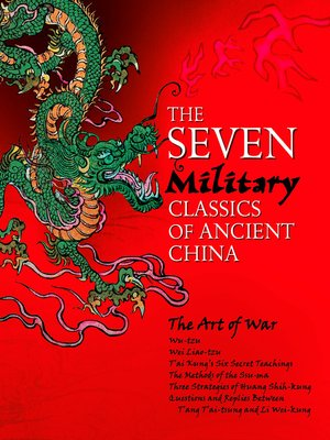 cover image of The Seven Military Classics of Ancient China