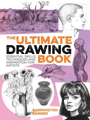 cover image of The Ultimate Drawing Book