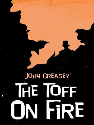 cover image of The Toff on Fire