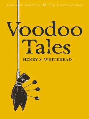 cover image of Voodoo Tales