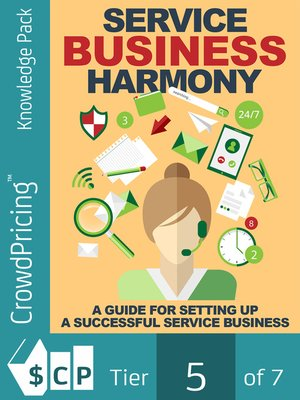 cover image of Service Business Harmony