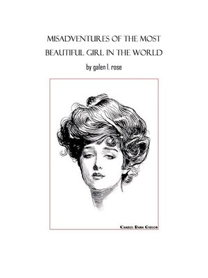 cover image of Misadventures of the Most Beautiful Girl in the World