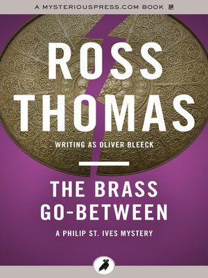 cover image of The Brass Go-Between