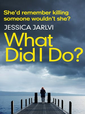 cover image of What Did I Do?
