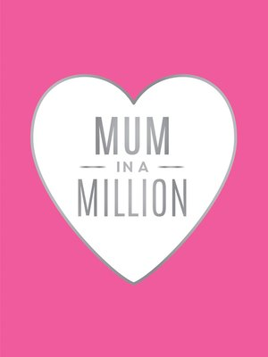 cover image of Mum in a Million