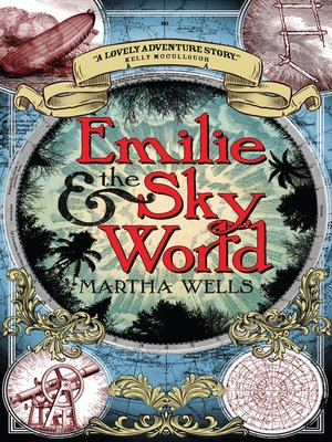 cover image of Emilie and the Sky World