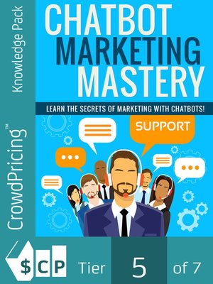 cover image of Chatbot Marketing Mastery