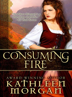 cover image of Consuming Fire