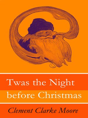 cover image of Twas the Night before Christmas