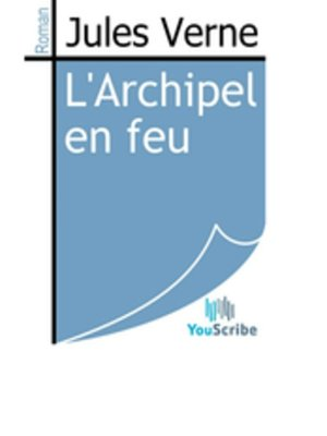 cover image of L'Archipel en feu