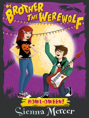 cover image of Howl-oween!