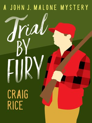cover image of Trial by Fury