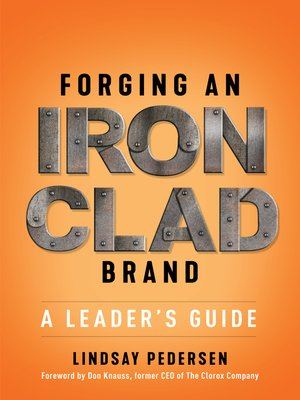 cover image of Forging an Ironclad Brand