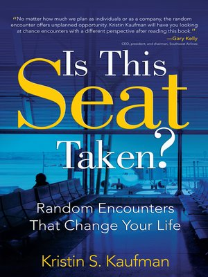 cover image of Is This Seat Taken?