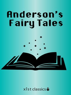 cover image of Anderson's Fairy Tales