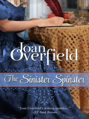 cover image of The Sinister Spinster