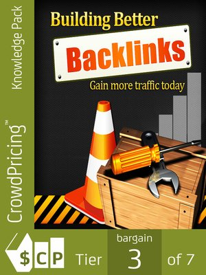 cover image of Building Better Backlinks