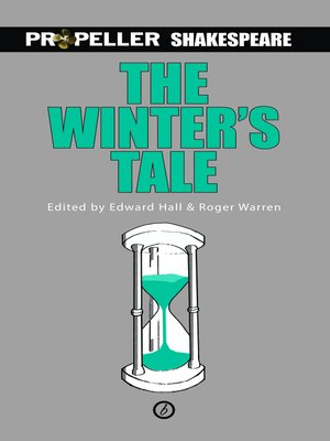cover image of The Winter's Tale (Propeller Shakespeare)