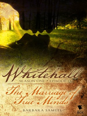cover image of The Marriage of True Minds (Whitehall Season 1 Episode 9)