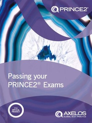 cover image of Passing your PRINCE2® Exams