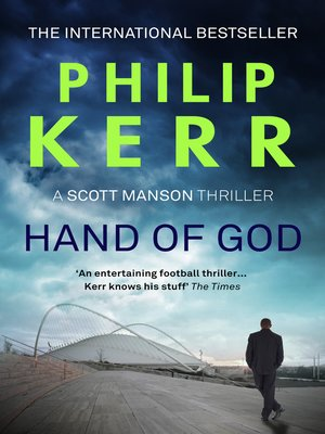 cover image of Hand of God