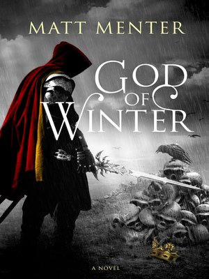 cover image of God of Winter