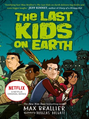 cover image of The Last Kids on Earth