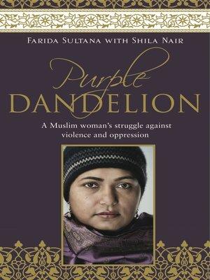 cover image of Purple Dandelion