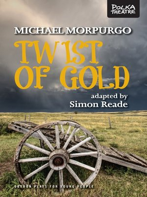cover image of Twist of Gold