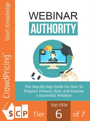 cover image of Webinar Authority