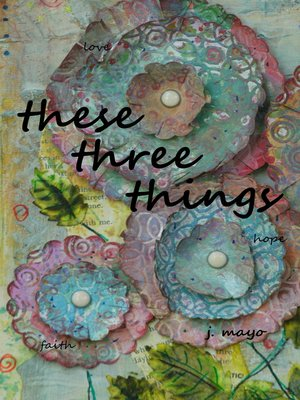 cover image of These Three Things