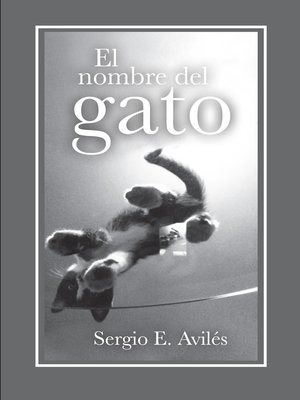 cover image of El nombre del gato