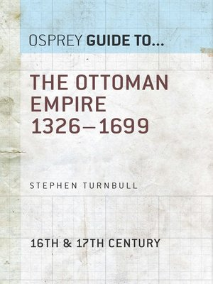 cover image of The Ottoman Empire 1326–1699