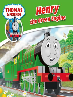 cover image of Henry the Green Engine