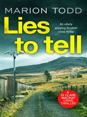 cover image of Lies to Tell