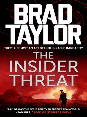 cover image of The Insider Threat