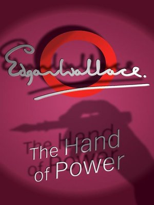 cover image of The Hand of Power