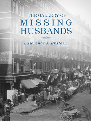 cover image of The Gallery of Missing Husbands