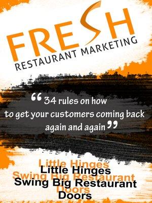 cover image of Fresh Restaurant Marketing