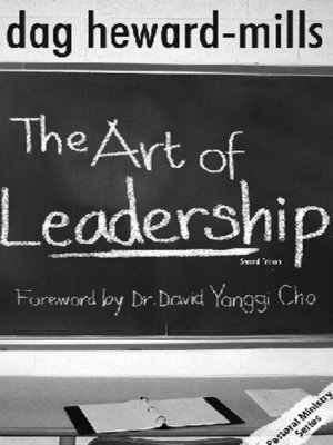 cover image of The Art of Leadership--
