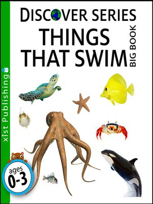cover image of Things that Swim Big Book
