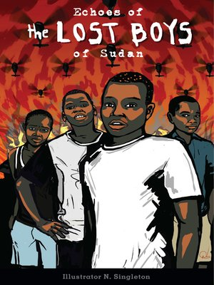 cover image of Echoes of the Lost Boys of Sudan