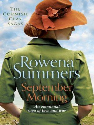 cover image of September Morning
