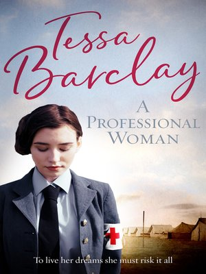 cover image of A Professional Woman