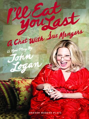 cover image of I'll Eat You Last