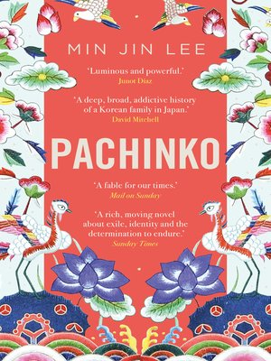 cover image of Pachinko