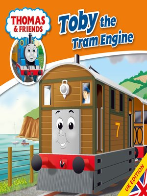 cover image of Toby the Tram Engine