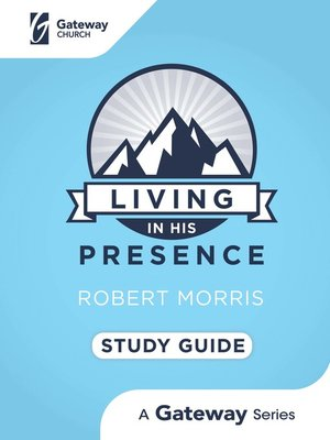 cover image of Living in His Presence Study Guide